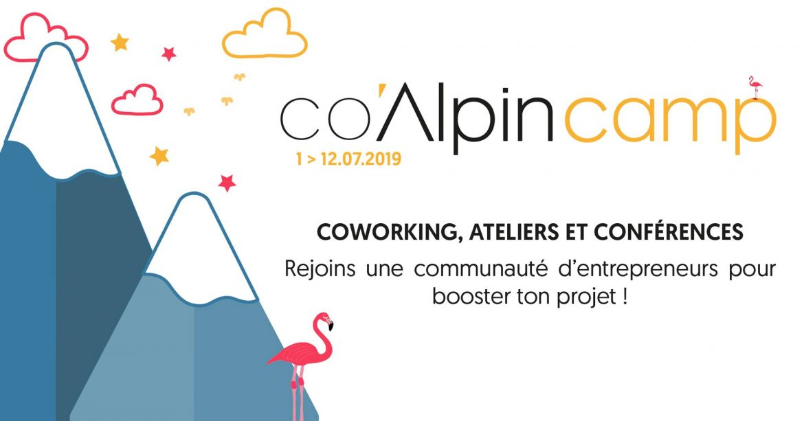 Collectif Coworking Alpes