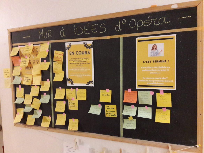 Mur participatif Lyon
