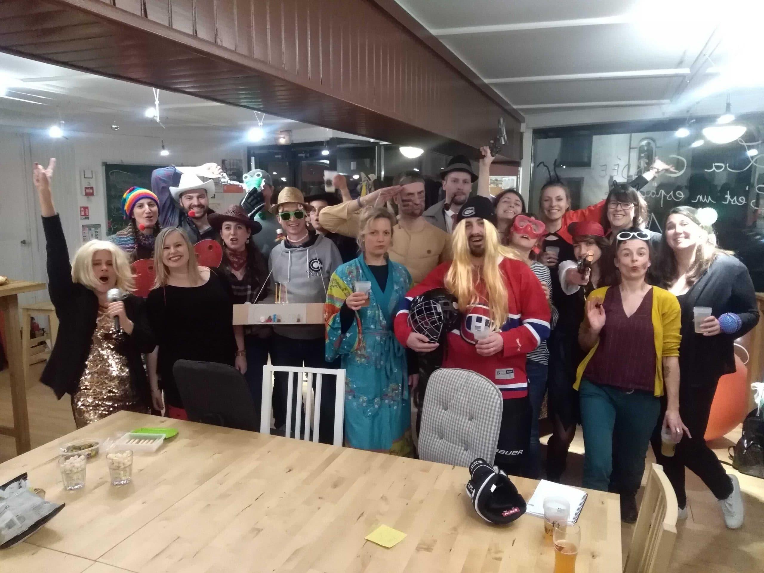 Communauté rennaise de la Cordée
